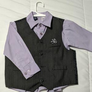 3 piece Size 5 suit